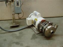 Image WAUKESHA Stainless Steel Sanitary Pump 332108