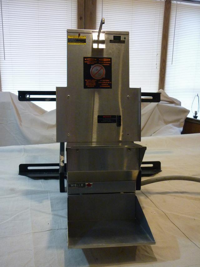 used bunn slush machine for sale