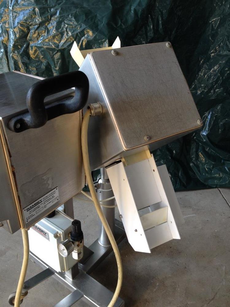 Image RAMSEY Metal Scout IIe Inclined Metal Detector 774443