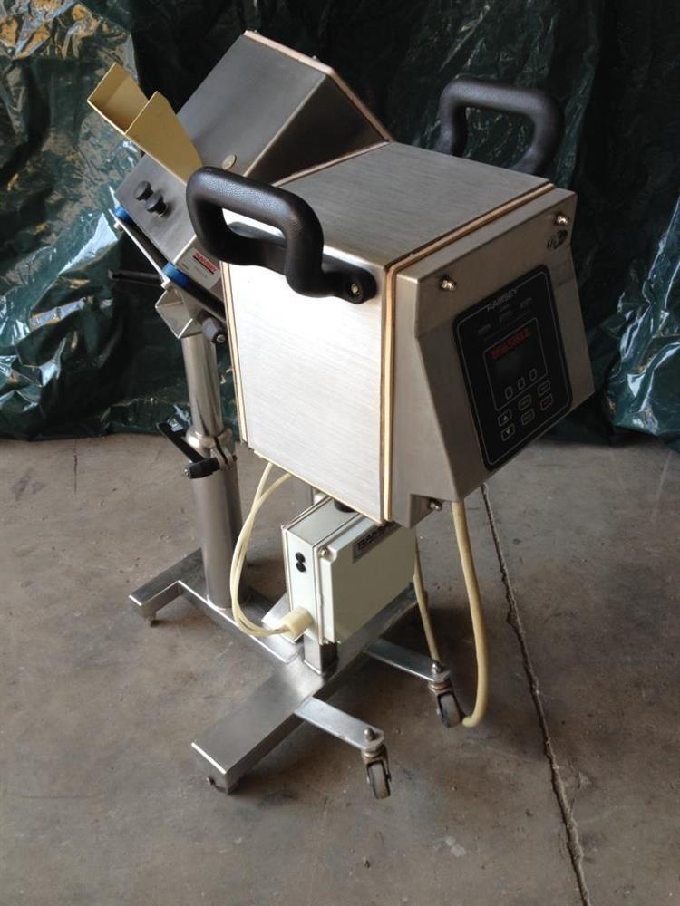Image RAMSEY Metal Scout IIe Inclined Metal Detector 774441