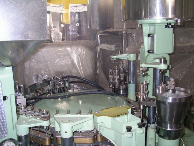 Image ZANASI RV - 59 / R Capsule Filler 332165