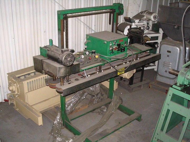 MID AMERICA PTP-100 Heat Sealer