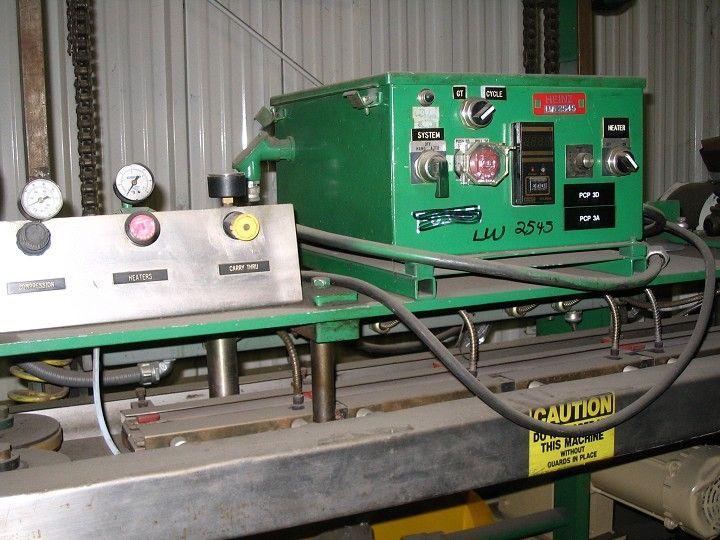 Image MID AMERICA PTP-100 Heat Sealer 332175