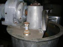 Image 75 Gallon Stainless Mix Tank Dual Motion Mixer 1458180