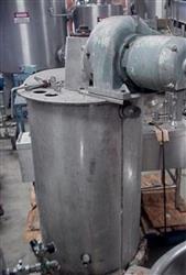 Image 75 Gallon Stainless Mix Tank Dual Motion Mixer 1458174