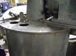 Image 75 Gallon Stainless Mix Tank Dual Motion Mixer 1458177