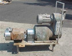 Image WAUKESHA Size 220 S/S Sanitary Pump 332233
