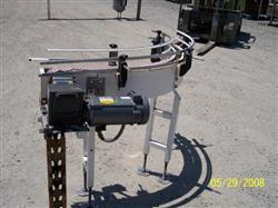 Image BFT inc. Plastic Chain Conveyor 90 Degree Turn 332260