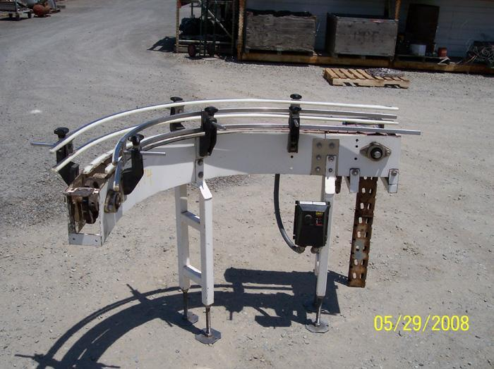 Image BFT inc. Plastic Chain Conveyor 90 Degree Turn 332261