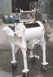 Image LITTLEFORD Lodige FM 130 D S/S Mixer Jacketed 332311