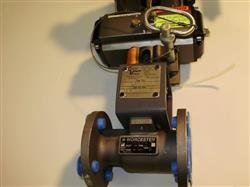 """Image 1"""" WORCHESTER Air Accuated SS On/Off Ball Valve 332416"""