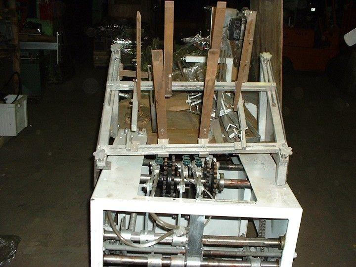 Image ADCO Model 15EEC Glue Cartoner 332420