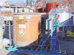Image Metering Pumping Station with 200 Gallon Fiberglass Tank 332457