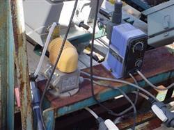Image Metering Pumping Station with 200 Gallon Fiberglass Tank 332458