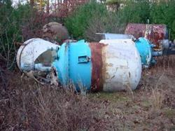 Image 1200 Gallon Carbon Steel Tank - 3 Available 332476