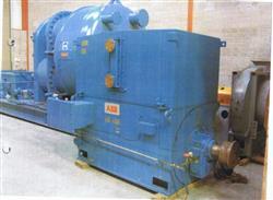Image 1800kw INGERSOLL RAND Air Compressor, 10000 cfm 332510