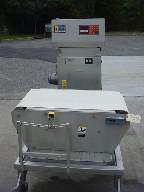 RAMSEY ICORE Mark II S/S Checkweigher