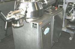 Image 20 Liter DIOSNA P-25 High Shear Granulator/Mixer 332615