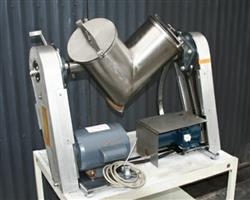 Image 8 QT PATTERSON-KELLEY Liquid-Solids V-Blender 332659