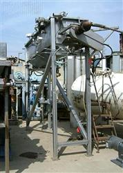 Image 30 CF S/S Process Systems Rotation Coil Mixer 332661