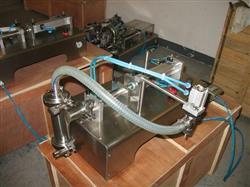 Image Manual Liquid Filler 100-1000ml Filling Volume 332837