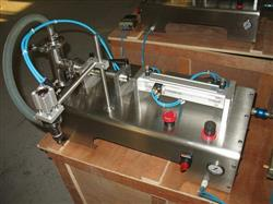 Image Manual Liquid Filler 100-1000ml Filling Volume 332838