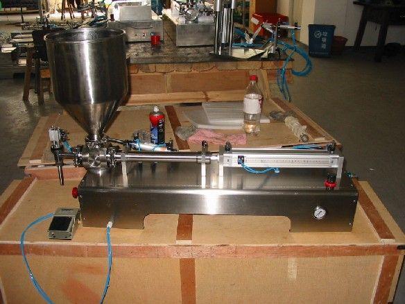 Image Piston Cream Filler, 25-125ml, Unused 332840