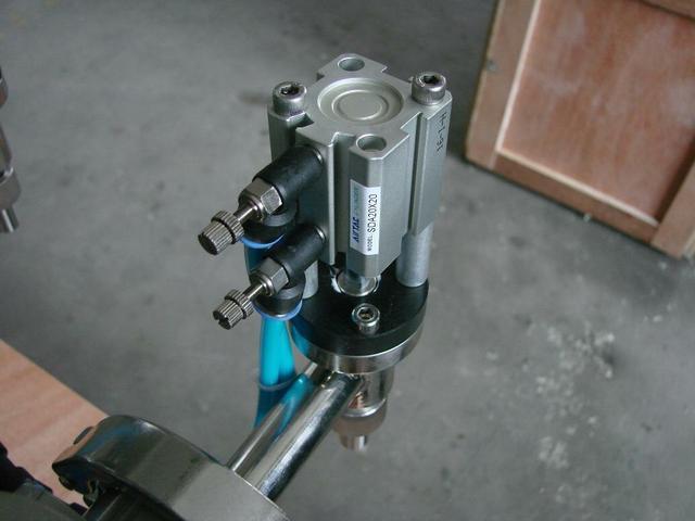 Image Piston Cream Filler, 25-125ml, Unused 332841