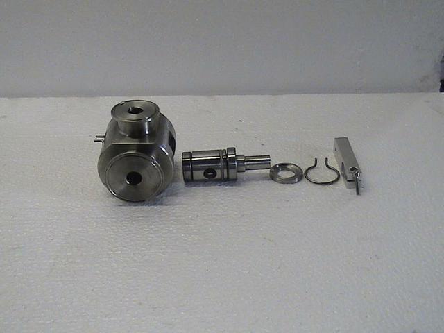 Image Piston Cream Filler, 25-125ml, Unused 332842
