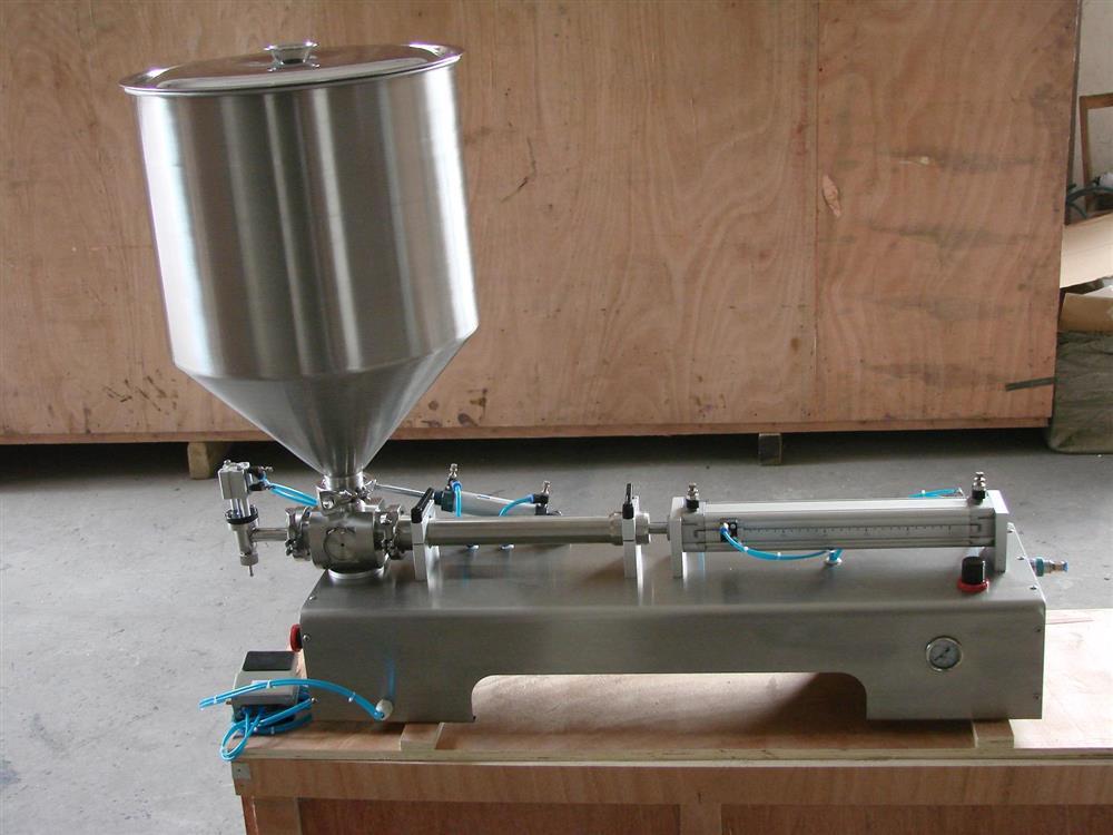 Image Piston Cream Filler, 25-125ml, Unused 687919