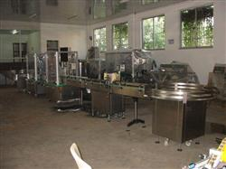 Image Automatic Bottling Packing Line 332913