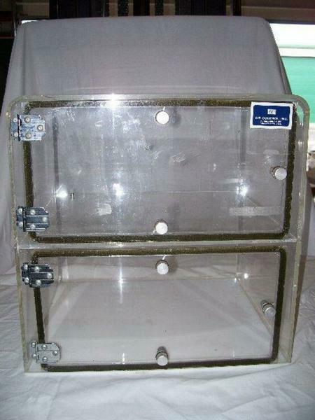 2 - Door Dessicator Cabinet