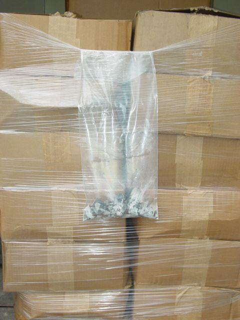 "Industrial Poly Bags 8.5""x22""x3.5 mil (11 Cases)"