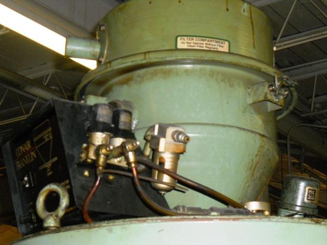 CONAIR Central System Vacuum Receiver