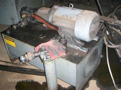 Image DINKY Press with Hydraulic Feeder 333030