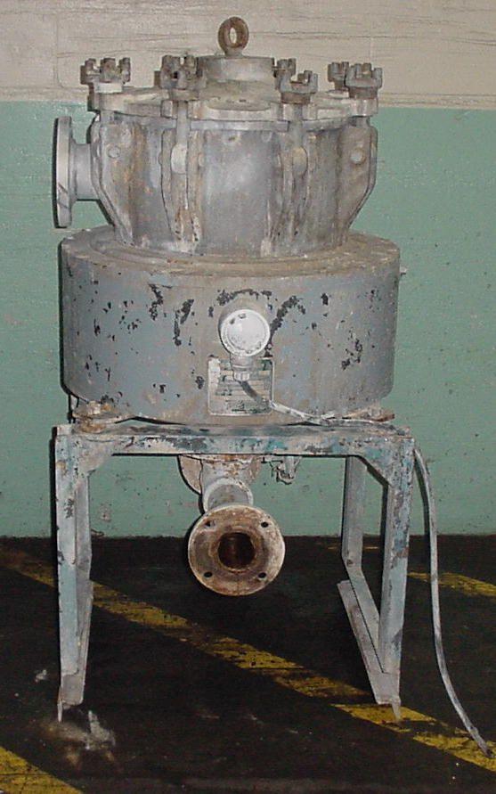 FRANTZ Ferrofilter Electromagnetic Separator