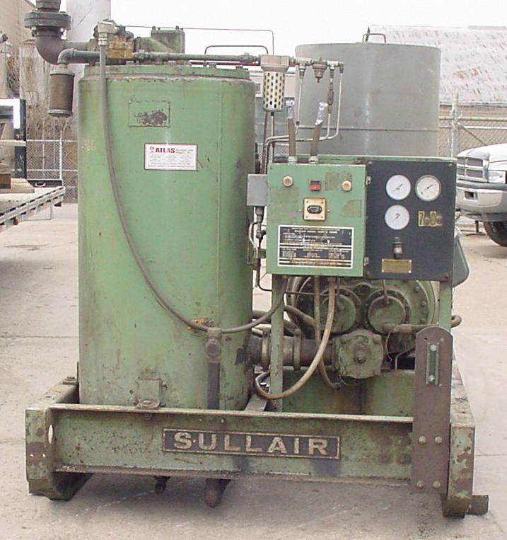 300 HP SULLAIR Air Compressor Model 25-300HP