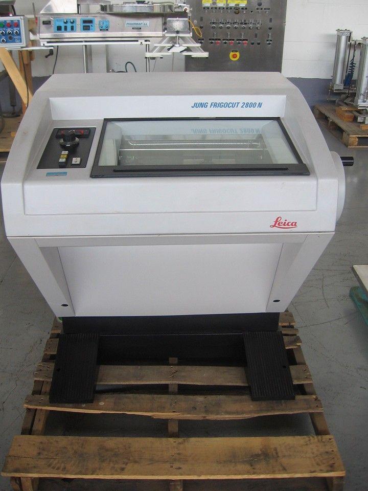 LEICA JUNG Frigocut Automatic 2800 N