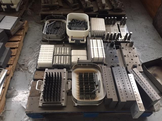 Image CAM M82 Stainless Steel Blister Packer 1009123
