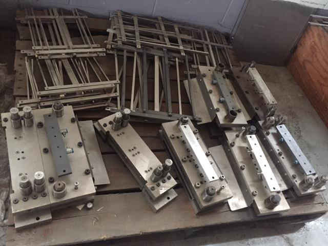 Image CAM M82 Stainless Steel Blister Packer 1009124