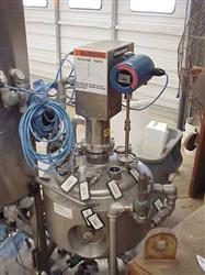 119332 - 10 Gallon Sanitary Reactor Vessel with Mixer