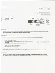 Image SOUTHWIRE CTI-13ET-750 Underground Copper Cable 333170