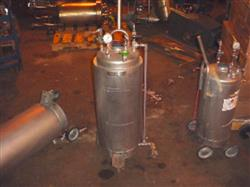 Image 15 Gallon ALLOY PRODUCTS 316 Stainless Pressure Tank 333222