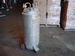 119501 - 15 Gallon ALLOY PRODUCTS 316 Stainless Pressure Tank