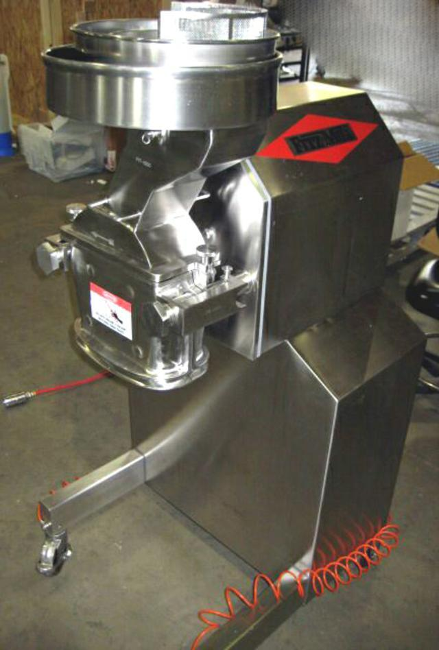 FITZPATRICK FITZMILL M5A, Stainless, 3 HP