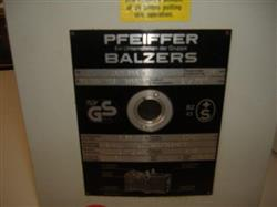 Image PFEIFFER BALZERS Model UNO 016B Vacuum Pump 333373