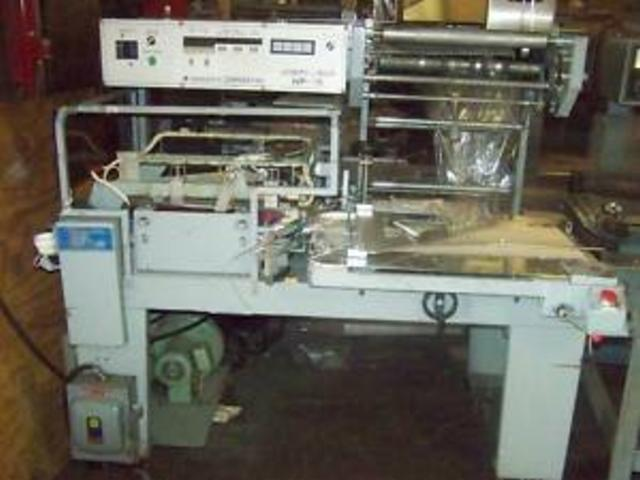 HANAGATA HP15 High Speed Shrink Wrapper