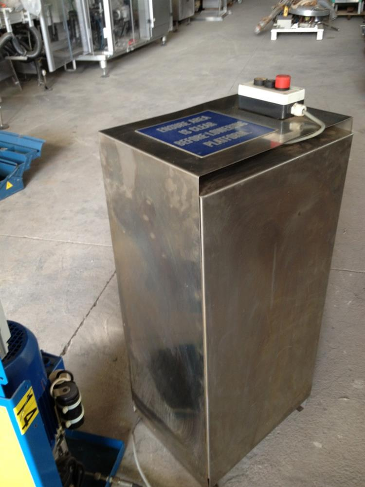 Image HYMO Hydraulic Stainless Steel Lift Table 425219