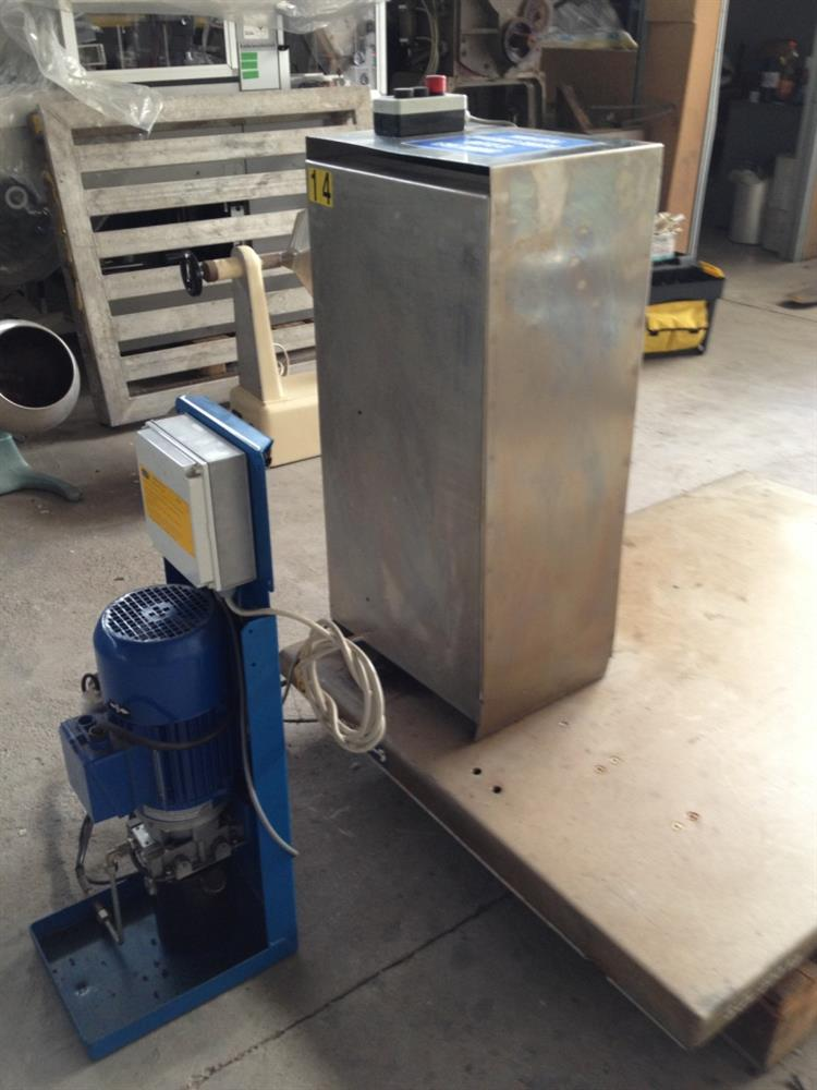 HYMO Hydraulic Stainless Steel Lift Table