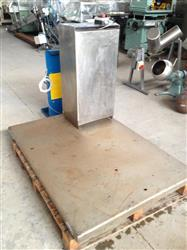 Image HYMO Hydraulic Stainless Steel Lift Table 425221